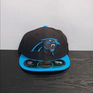 New Era/ North Carolina Panthers Hat
